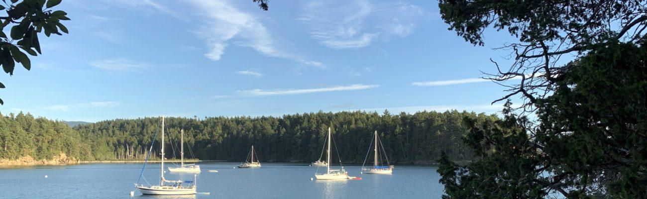 Sucia Island – Shallow Bay