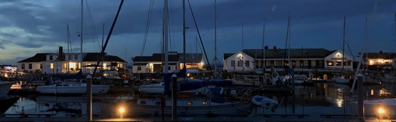 Hobnobbing in Port Townsend